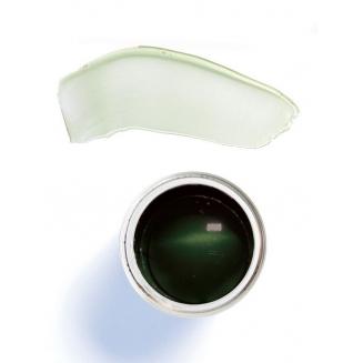 Cire résine pot - Verte
