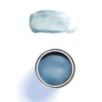 Cire pelable en pot - Bleu
