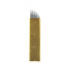 "Maquillage Semi-Permanent - Lame 14er Blade, 1set ""hard"" (x5)"
