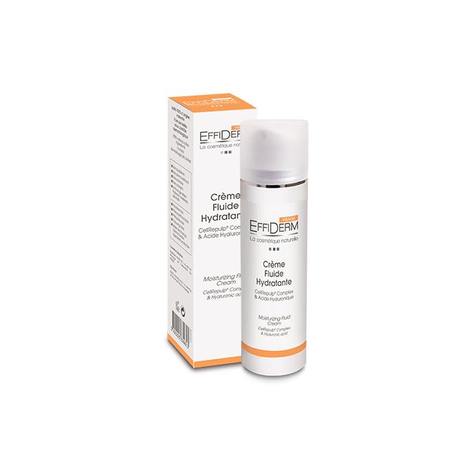 Crème Fluide Hydratante BIO - Revente