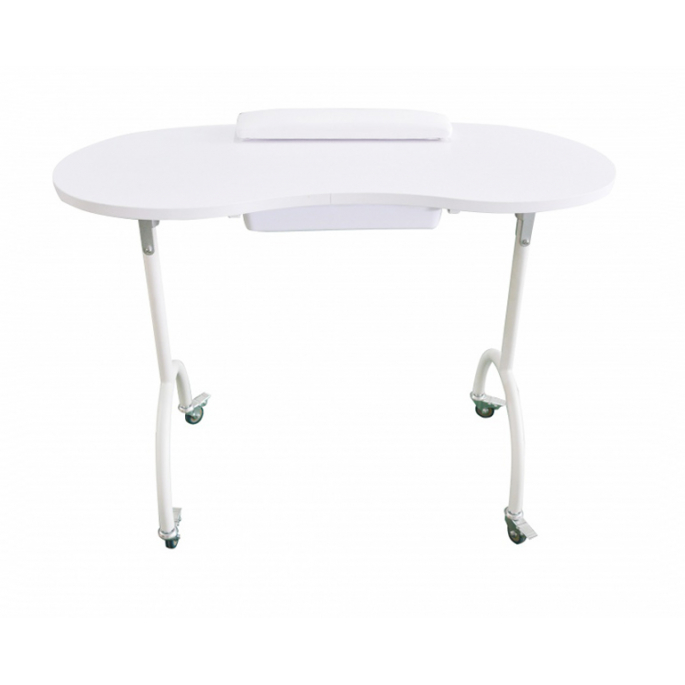 Table pliante manucure