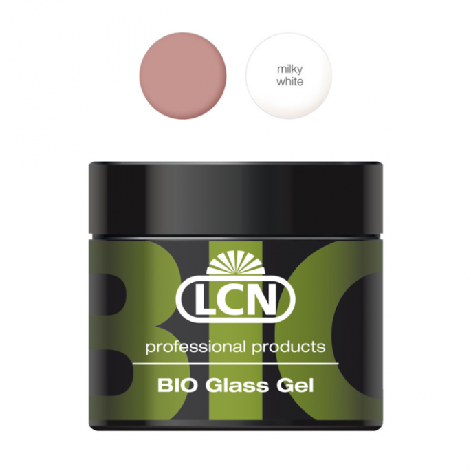 Bio Glass Gel Milky White