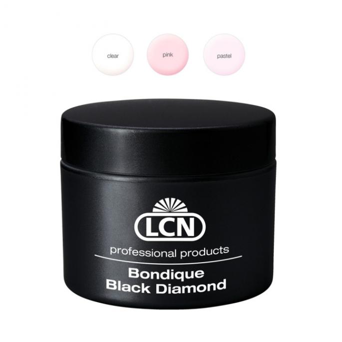 Bondique Black Diamond Pastel Gel UV de Construction