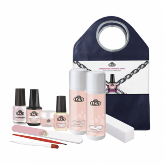 Kit 1 Natural Nail Boost Gel Clear