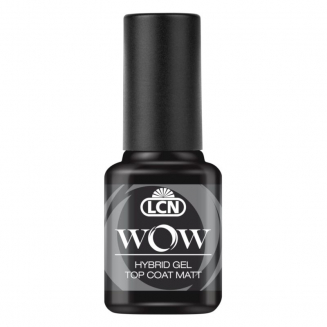 wOW hYBRID GEL top coat MATT